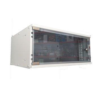 Cam 4 U >> 19 4u 520x400 Fibre Soho Serisi Duvar Tip Kabinet